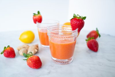 Super C Strawberry Shot